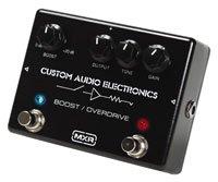 Dunlop MXR MC-402 Custom Audio Electronics Boost / Overdrive Guitar Pedal