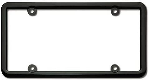 Cruiser Accessories 20050 Classic Under blast sales Lite License Blac Plate Frame A surprise price is realized