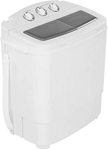 Lavadora 220 V 2 en 1 lavadora Twin Tub lavadora con centrifugado