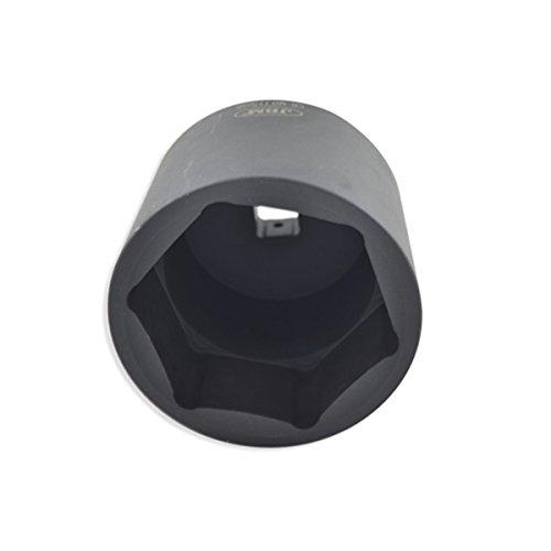 'JBM 11195 – Douille à chocs 6 pans 1/2, 17 mm)