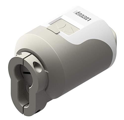 Cerradura electrónica inteligente Remock Lockey Magic para cilindros de doble embrague