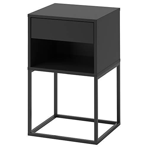 Vikhammer Nachttisch, Schwarz