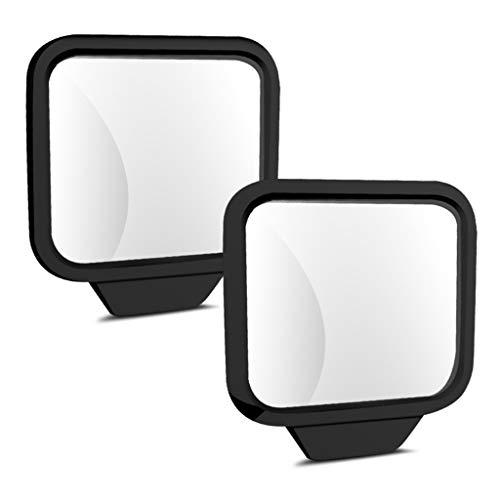 Sun-Feng achteruitkijkspiegel voor auto's, deurspiegel, HD, groot gezichtsveld, achteruitkijkspiegel