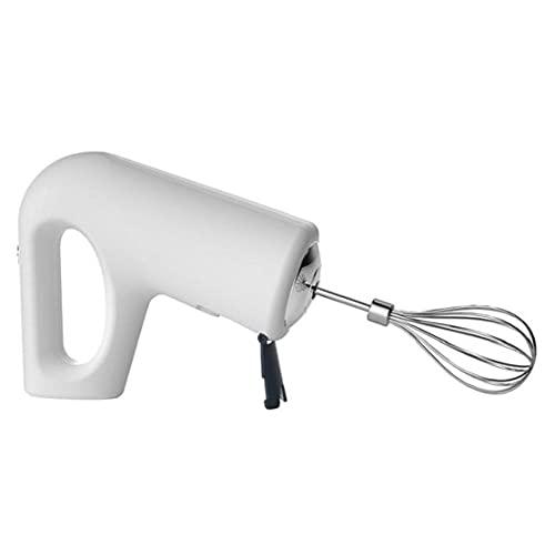 Handmixer 4-snelheid Verstelbaar, 1500mah Ultra Power Kitchen Handmixers Met Usb-kabel Wit