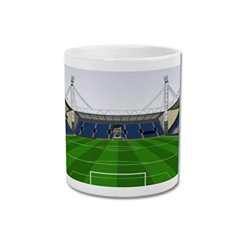 Preston North End'Deepdale' - Home.Ground.Mugs Football Stadium Graphic Mug Gift Collection PNE