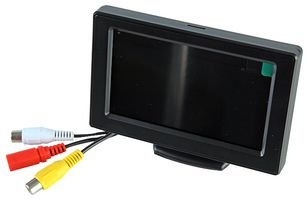 "4.3"" LCD Display with Composite Input for Raspberry Pi"