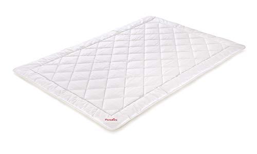 PARADIES Bettdecke 135 x 200 cm Cool Comfort Sommerbett - das kühlende Bett