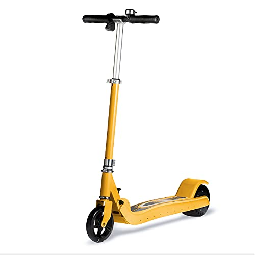 Eletric Scooter, scooter eléctrico para niños de 5 a 12 años, barato plegable y ligero con lámpara de corriente luminosa Bluetooth Audio velocidad máxima a 10 km/h, regalos para niños.