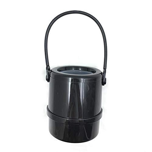 QKFON Cubo de almacenamiento plegable para paraguas colgante mini caja de almacenamiento telescópica puede soportar 2 kg