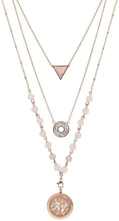 Top 10 Best essential oil necklace rose gold Reviews