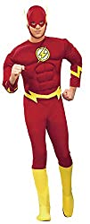 Superhero Costumes for Couples: Flash