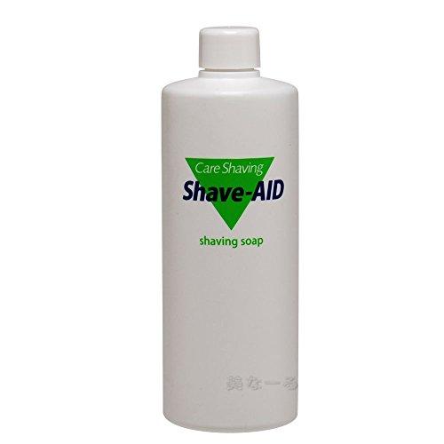 Shave-AID(シェーブエイド) シェーブエイド シェービングソープ