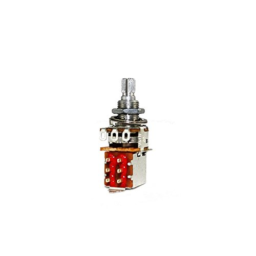 Allparts EP-0285-000 CTS Push/Pull Potentiometer, 250K, logarythmisch