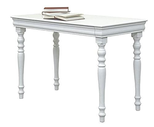 Arteferretto Mesa de despacho Estilo clásico laqueada Blanca