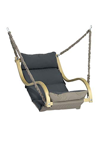 AMAZONAS Fat Chair extra bequemer Hängesessel (Anthracite)