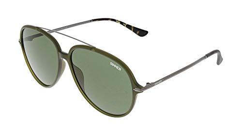 SINNER Zonnebril Heren & Dames in Verschillende Kleuren - Metaal Unisex Pilotenbril Retro Look & Vintage Design - met 100% UV400 Vescherming & Gepolariseerd