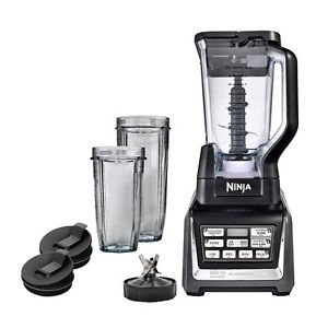 Nutri Ninja BL641 Blender Duo ( Renewed )