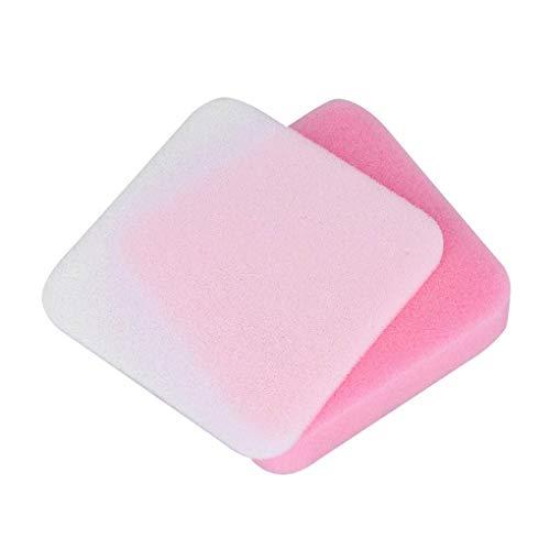 NAYUKY 2pcs / Set Trocknen Fondant-Blumen-Kuchen-Werkzeuge Schaum Schokolade Zucker Mold Mat Gummi-Pasten-Shaping Schwammpad