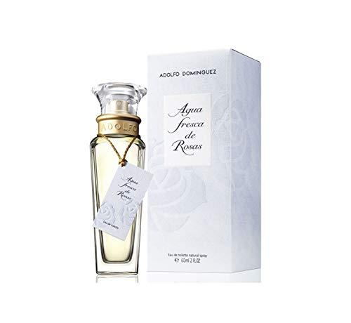 Adolfo Dominguez Agua Fresca de Rosas EDT 60 ml VP.