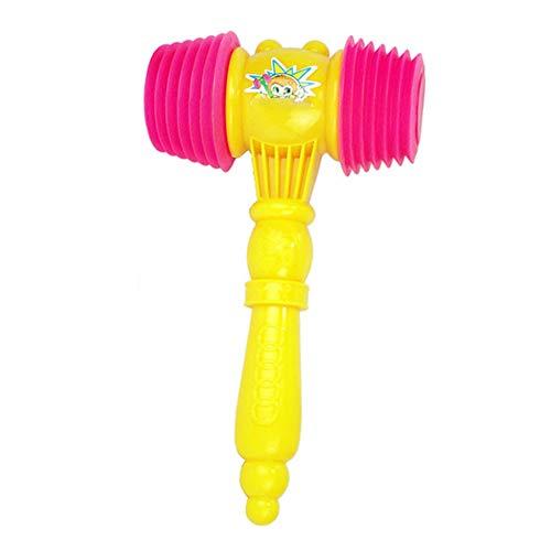 Ouken Squeaky Hammer Kunststoff Hammer Quietschend Spielzeug-Pfeife-ton-Spielzeug Für Kinder Baby-und Party-bevorzugungen Toy Hammer