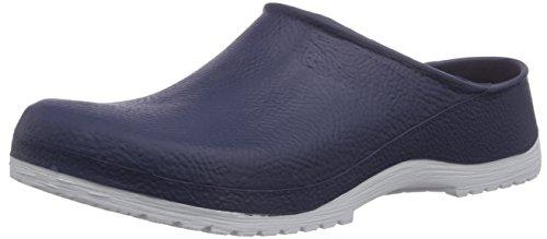 Gevavi Damen und Herren Clog Biocomfort blau 38, Unisex-Erwachsene Clogs, Blau (blau(blauw) 04), 38 EU