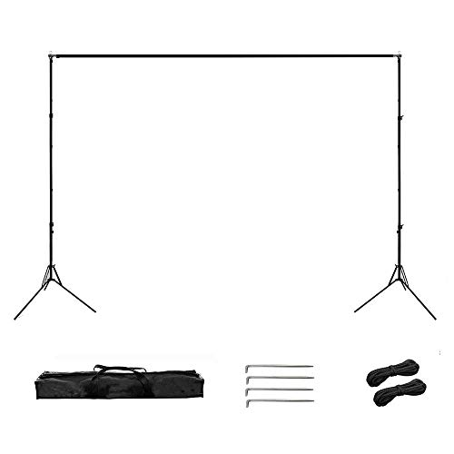 Outdoor Indoor Projector Screen Stand Tripod for Portable Foldable Projection Screen(Compatible 80-100inch Foldable Screens