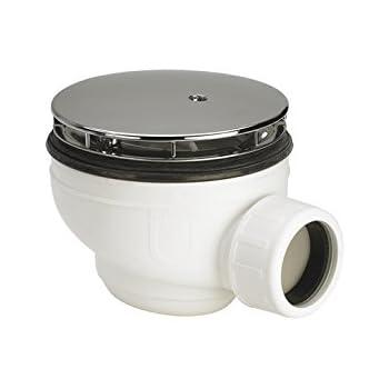Válvula de desagüe de 90mm para Platos de Ducha Blend: Amazon.es ...