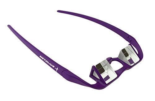 Metolius Occhiali da sicura Upshot Belay Glasses, Purple