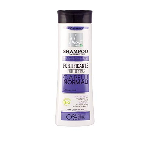 Suarez nains Shampooing Bio Fortifiant Cheveux Normaux 0 Paraben 300 ml