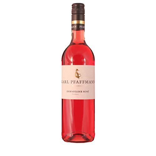 Karl Pfaffmann Erben GbR 2020 Dornfelder Rosé trocken Pfalz Dt. Qualitätswein 0.75 Liter