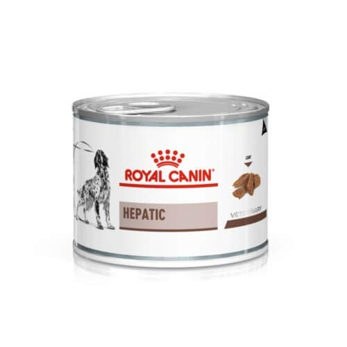 ROYAL CANIN Vet Diet Hepatic 12 x 200 g