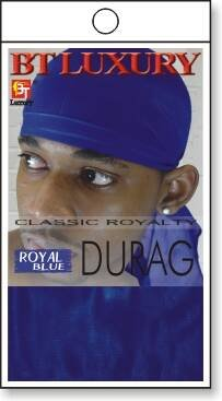 Du Rag Royal Blue