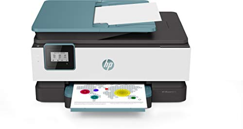 HP OfficeJet 8015 (A4) Colour Inkjet Wireless All-in-One Printer (Print/Copy/Scan) 256MB 2.2 inch LCD 18ppm (Mono) 10ppm (Colour)
