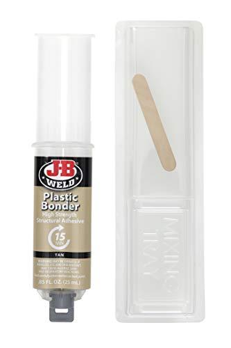 J-B Weld Plastic Bonder Structural Adhesive