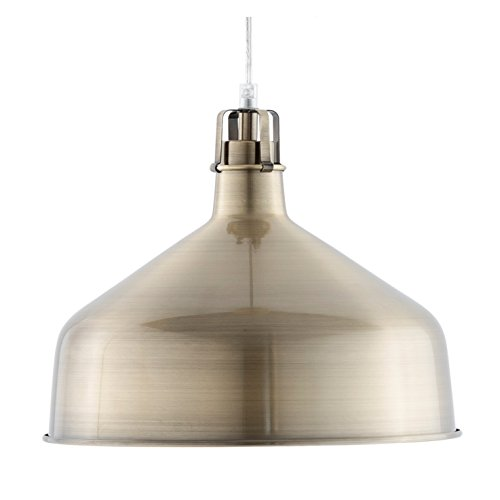 Light Society LS-C167-WHI Banbury Pendant Lamp, White