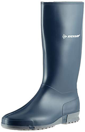 Dunlop Protective Footwear Unisex-Adult Sport Rain Boot, Blau, 40 EU