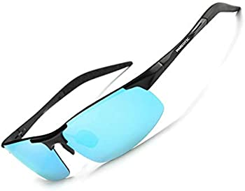 Mareotic Driving UV Protection Ultra Lightweight Polarized Sunglasses