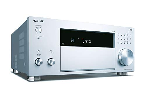 Onkyo TZ-RZ1100 9.2 Channel Network A/V Receiver (Silver)