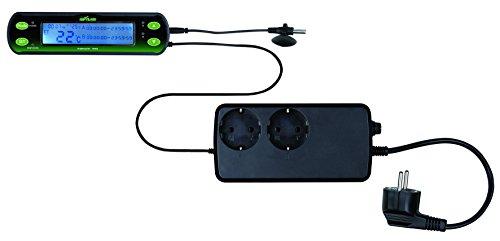 Trixie 76124 Thermostat, digital, zwei Schaltkreise, 16 × 4 cm