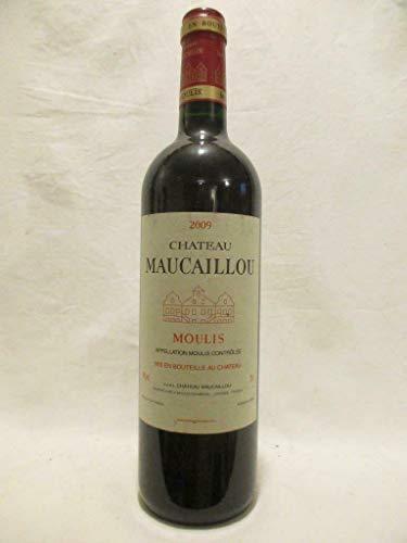 moulis château maucaillou rouge 2009 - bordeaux france