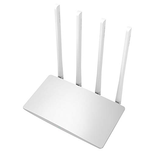 ZFLIN High-gain vier-antenne glasvezel-draadloze router Thuis wifi via de muur intelligente high-speed
