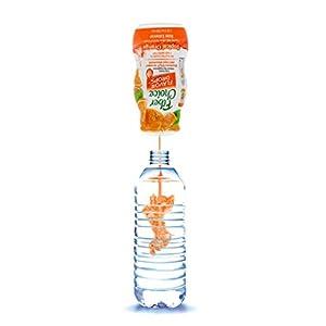 Fiber Choice Flavor Drops Liquid Prebiotic Fiber Supplement Tropical Orange Flavor 14 Servings