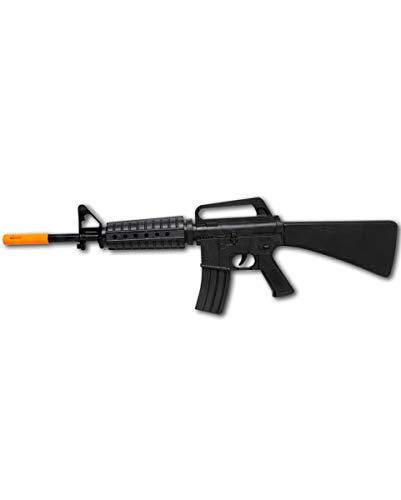 Horror-Shop M16 Maschinengewehr als Kostümzubehör & Spielzeugwaffe