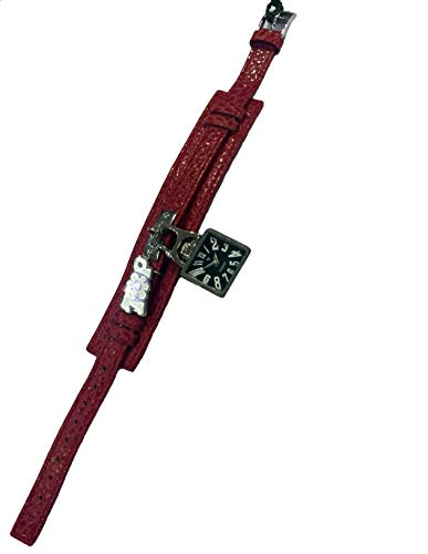 Reloj Viceroy 43484-58 de la colección Top con Correa roja y Esfera Negra