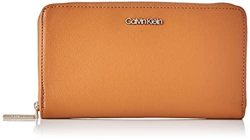 Calvin Klein Must, Accessori Portafogli da Viaggio Donna, CK Nero, Taglia Unica