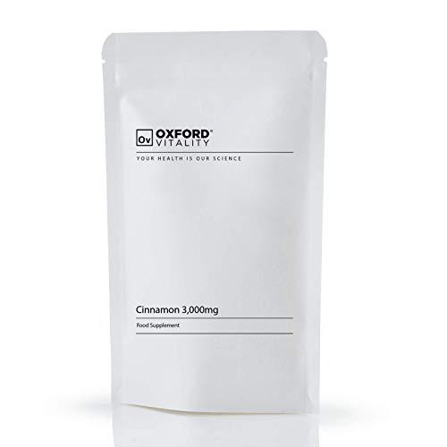 Cinnamon 3000mg Anti Inflammatory Digestion Blood Sugar Control Antioxidant (120)