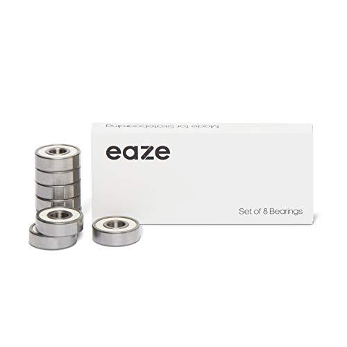 eaze Skateboard Kugellager / 608 ABEC-7/ 8er-Set 8x22x7 / Longboard, Inline-Skates, Scooter, Roller, Rollschuhe