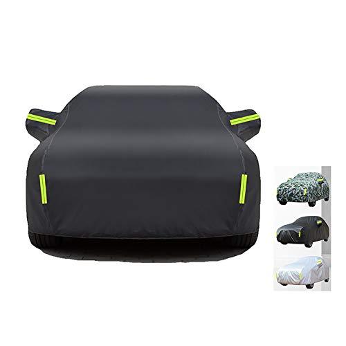 Fundas para coche Cubierta del coche, 100% cubierta del coche a prueba de agua y resistente al calor, compatible con la cubierta de coche Lamborghini Aventador, 4-capa de cubierta del coche forro de a