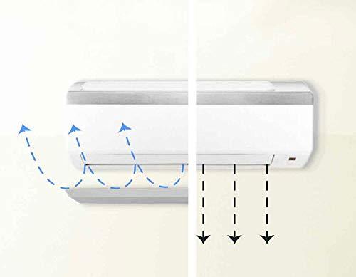 Deflettore/Spoiler/Mensola per Condizionatori cm 72