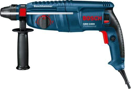Bosch Professional GBH2400 Martillo perforador SDS plus 720W 2,7J + maletin